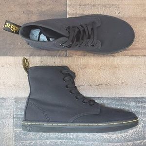 Dr. Martens AirWair All Black Boots Women's Sz 5